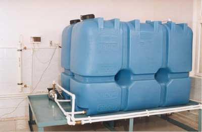 Топливные баки на 2000 литров (Т 2000 КЗ) ,для отопления здания