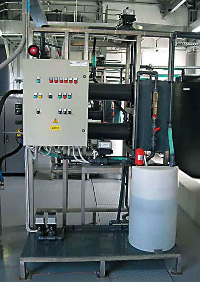 Вертикальная емкость на 200 л (ДК 200 ) , для подпитки оборудования