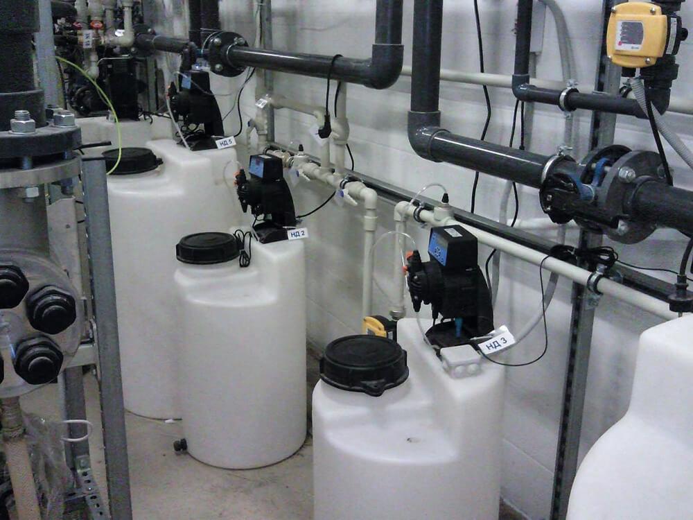 Вертикальные емкости на 200 л (ДК 200 КЗ ) и на 100 л (ДК100 КЗ) , для водоподготовки