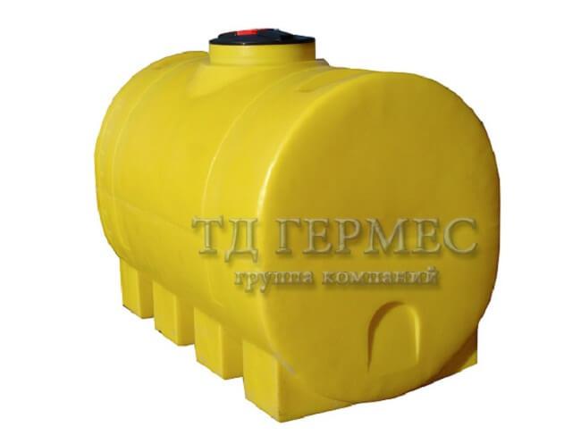 Пластиковая емкость 2000 л на четырех опорах (МН2000ФК3) 1
