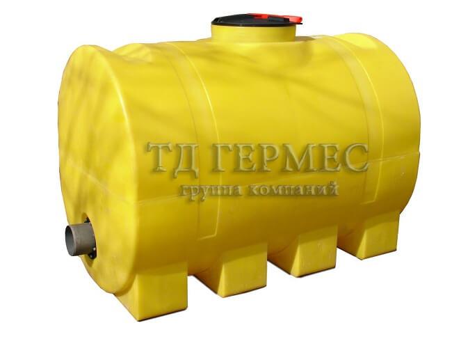 Пластиковая емкость 2000 л для вентиляторного опрыскивателя (МН2000ФК3Т) 1