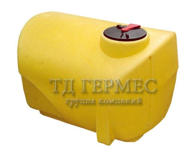 Пластиковая емкость 2500 л горизонтальная (2500ВФК3) 1