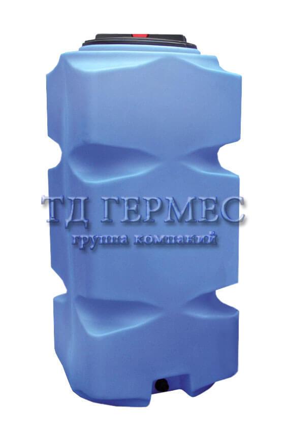 Емкость, бак для воды 500 л вертикальный (Т500ВФК23) 1