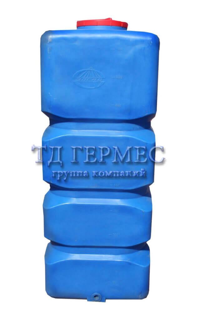 Емкость, бак для воды 1000 л (ПВ1000) 1