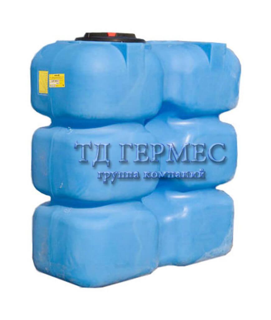 Емкость, бак для воды 1000 л (Т1000ФК23) 1