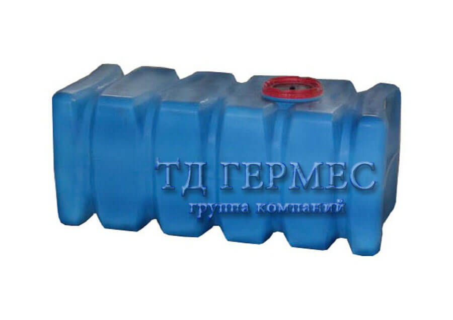 Емкость, бак для воды 1500 л (П1500В) 1