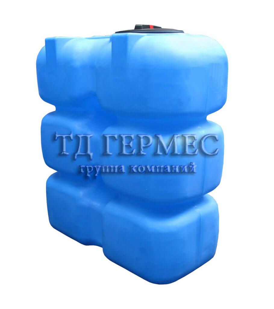 Емкость, бак для воды 1500 л (Т1500ФК23) 1