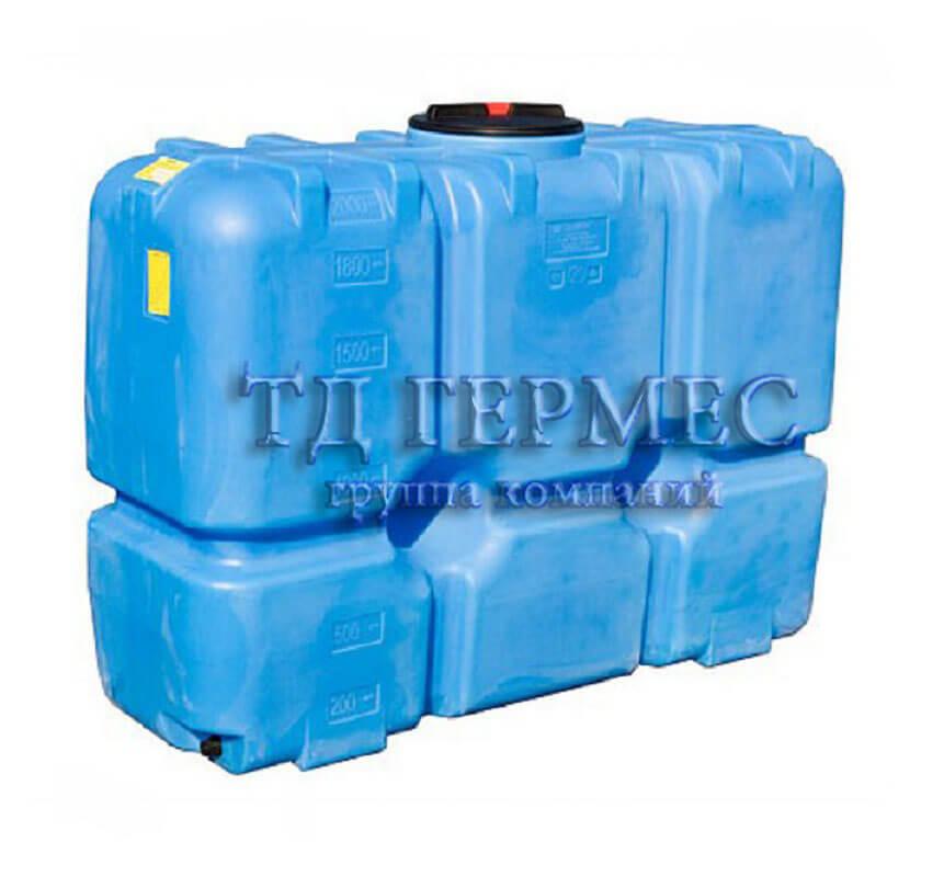 Емкость, бак для воды 2000 л (Т2000ФК23) 1
