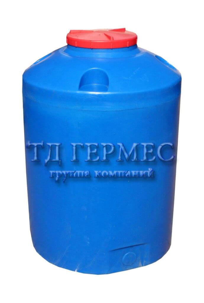 Емкость пластиковая 500 л (Ц500) 1