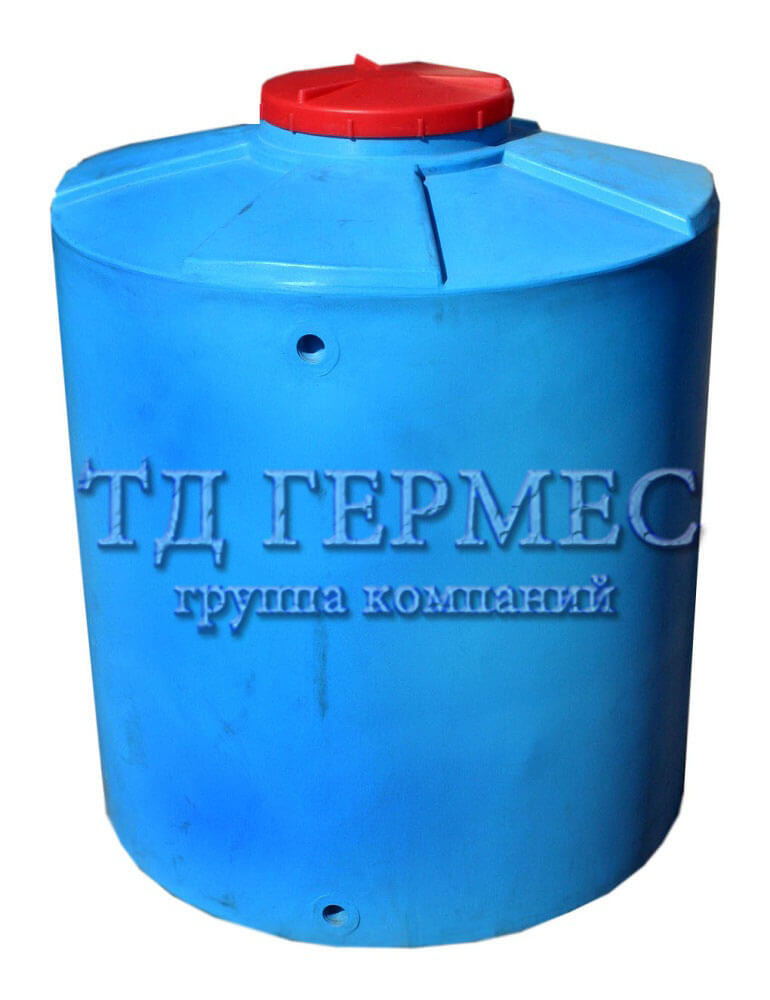 Емкость пластиковая 700 л (Ц700) 1