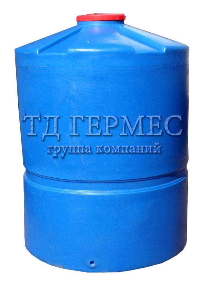 Емкость пластиковая 2000 л (Ц2000) 1
