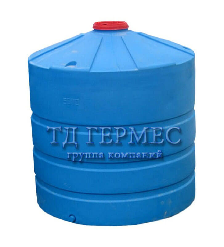 Емкость пластиковая 5000 л (Ц5000) 1