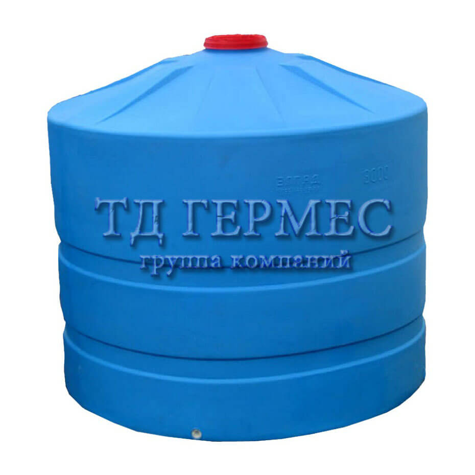 Емкость пластиковая 8000 л (Ц8000) 1