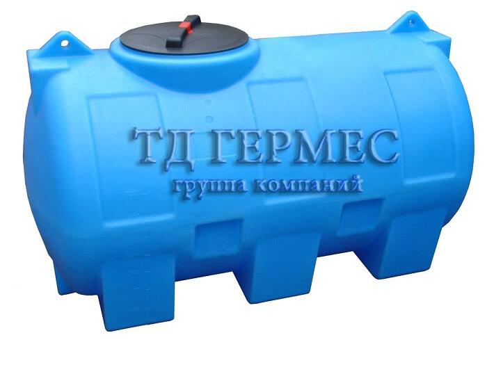 Пластиковая емкость 1000 л (МН1000ФК2) 1