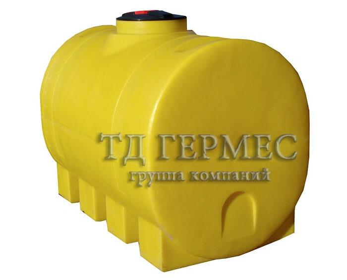 Пластиковая емкость 2000 л (МН2000ФК2) 1