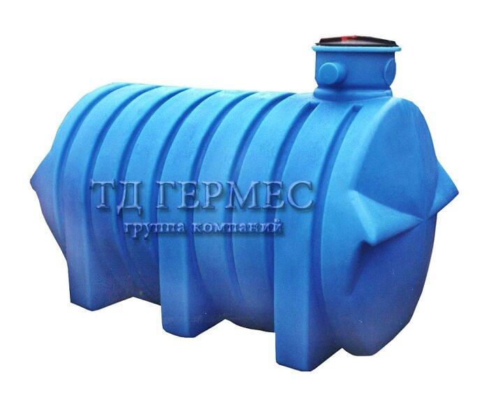 Пластиковая емкость 3400 л (J3500ФК2) 1