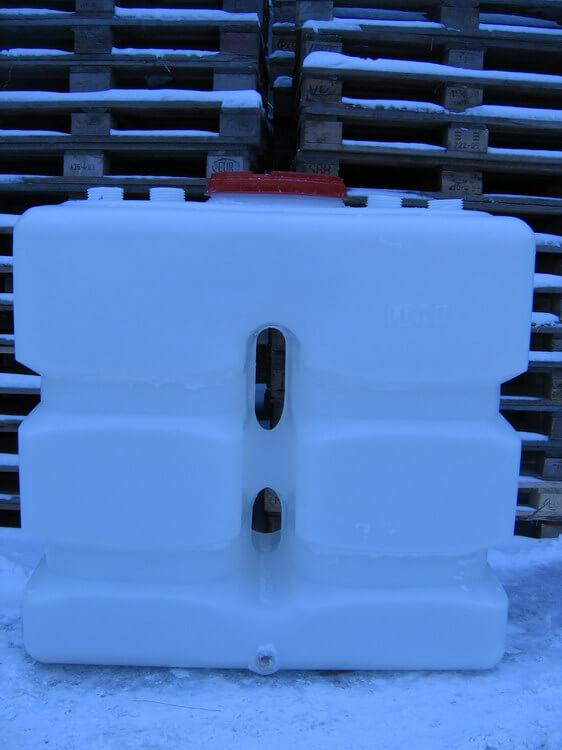 Бак топливный 1000 л (ПТ1000) 1
