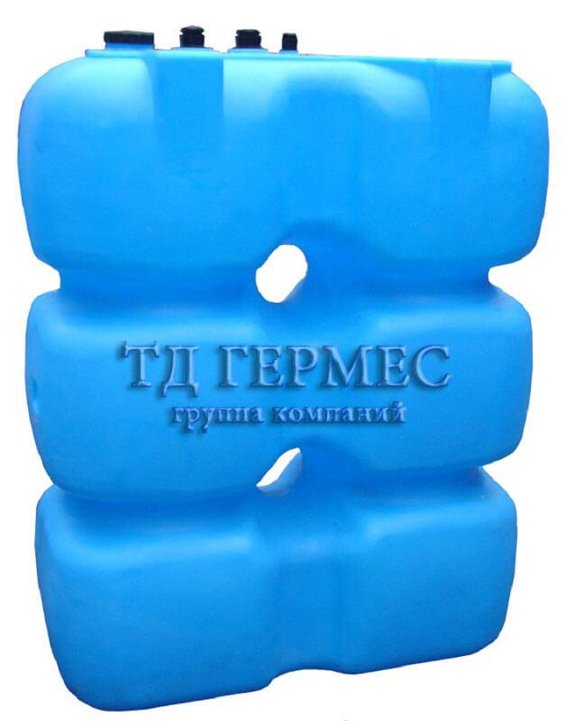 Бак топливный 1500 л (Т1500КЗ) 1