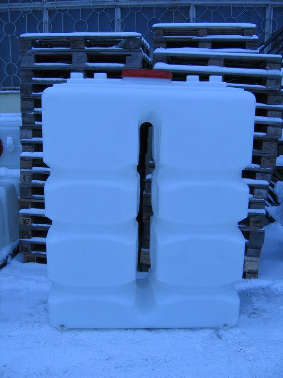 Бак топливный 1800 л (ПВТ1800) 1