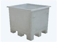 Контейнер пластмассовый 1000 л для пищевых продуктов (1000С) 1