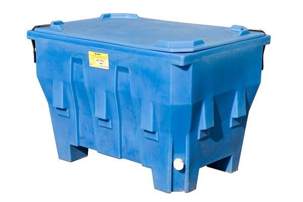 Изотермический контейнер 450 л (И450С ) 1