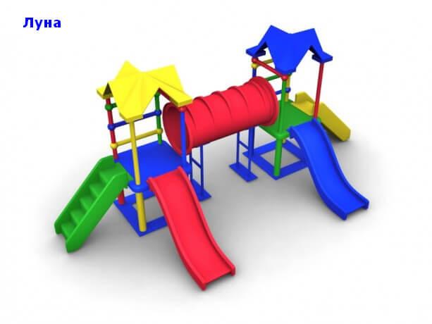 Детский игровой комплекс «Луна» 1