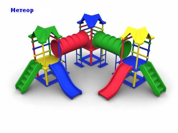 Детский игровой комплекс «Метеор» 1