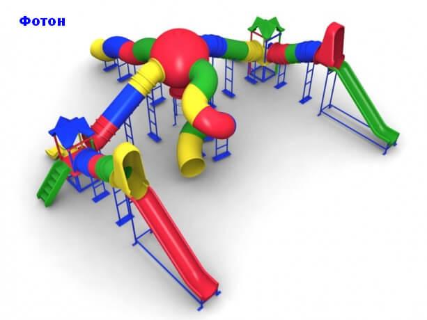 Детский игровой комплекс «Фотон» 1