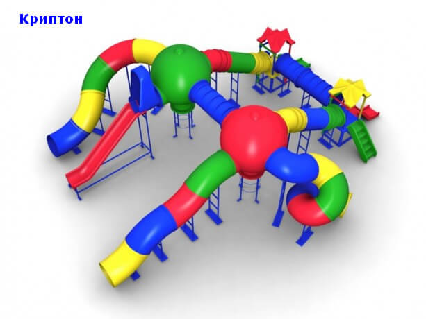 Детский игровой комплекс «Криптон» 1