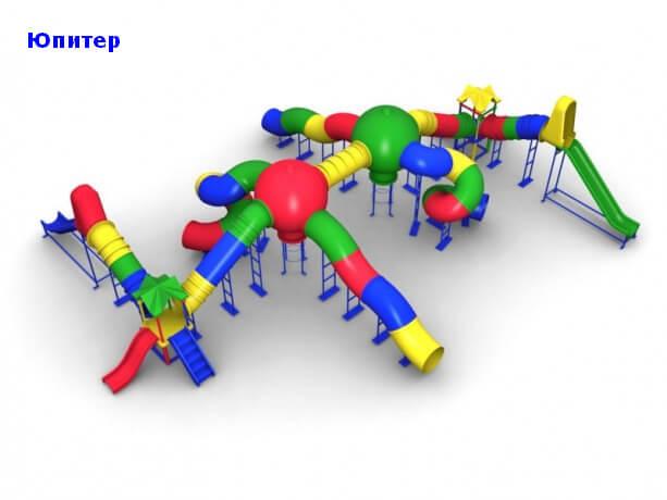 Детский игровой комплекс «Юпитер» 1
