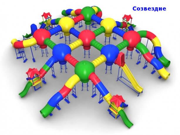 Детский игровой комплекс «Созвездие» 1