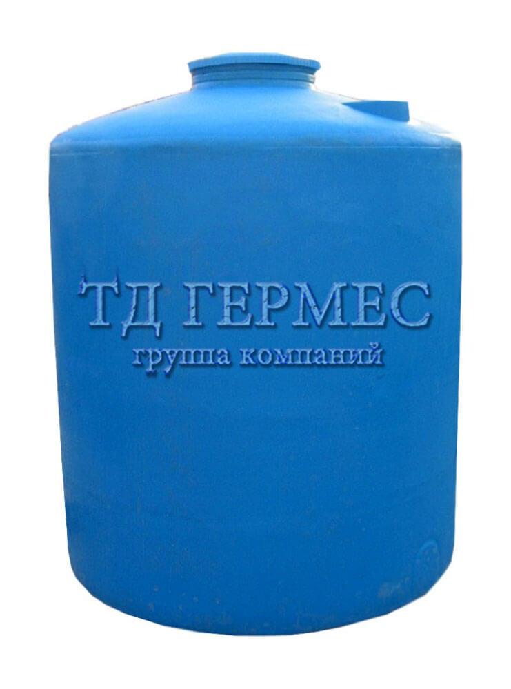 Емкость пластиковая 3000 л (БЦ3000) 1