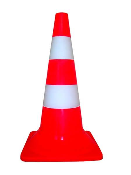 Конус сигнальный дорожный с пленкой (КС-2,7) 1