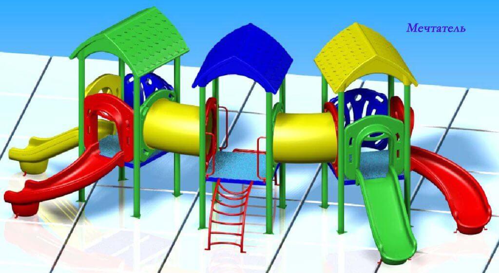 Детский игровой комплекс «Мечтатель» 1
