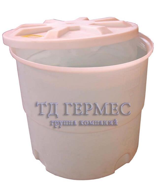 Пластиковая емкость 500 л (СТ500К) 1