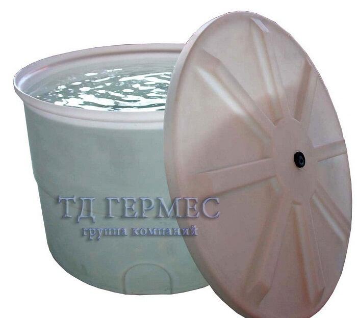 Пластиковая емкость 1000 л (СТ1001К) 1
