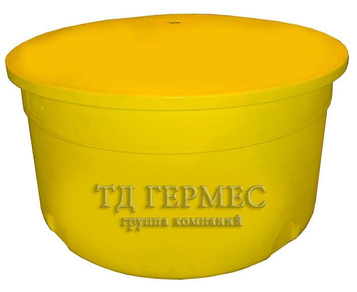 Пластиковая емкость 2000 л (СТ2002К) 1