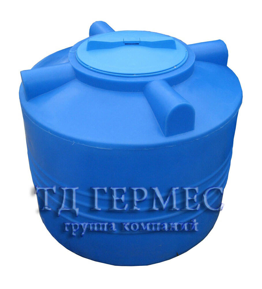 Емкость пластиковая 200 л (ЭВЛ-200) 1