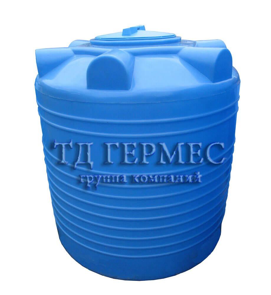 Емкость пластиковая 500 л (ЭВЛ-500) 1