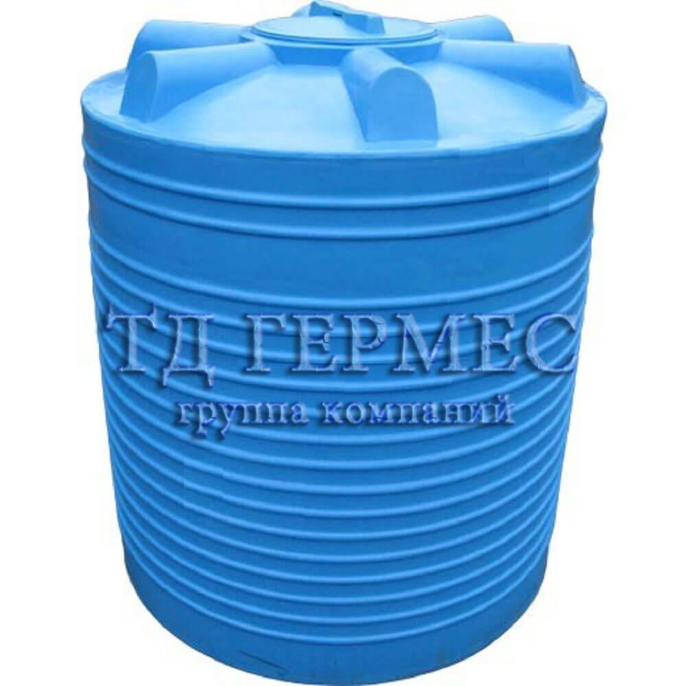 Емкость пластиковая 750 л (ЭВЛ-750) 1