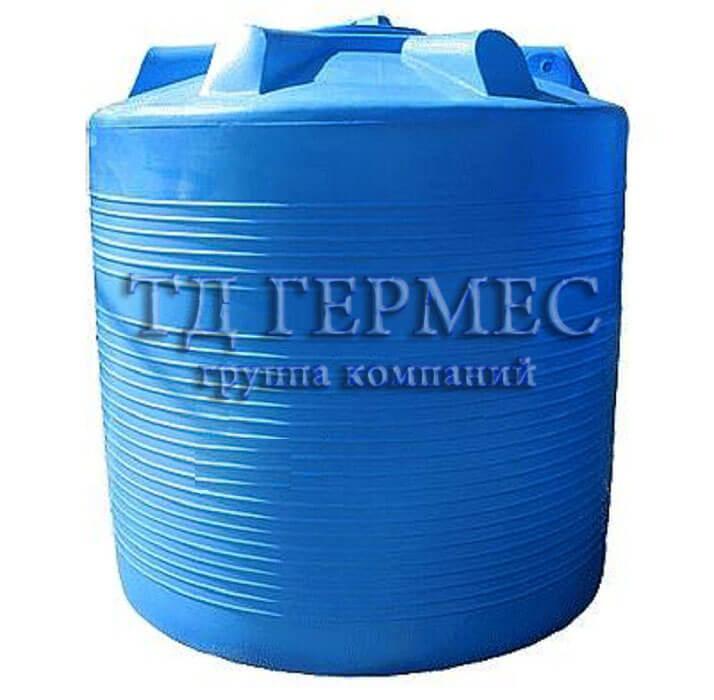 Емкость пластиковая 5000 л (ЭВЛ-5000) 1