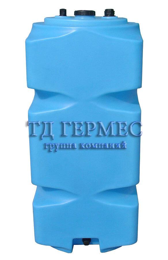 Бак топливный 500 л вертикальный (Т500ВКЗ) 1