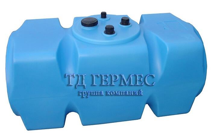 Бак топливный 500 л горизонтальный (Т500ГКЗ) 1