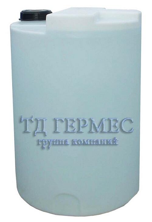 Пластиковый бак 500 л для дозирующих станций (ДК500КЗ) 1