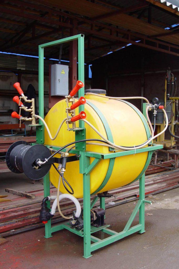 Бак для сельхозопрыскивателей на 600 л ( 600ЕК)