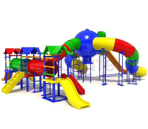Детский игровой комплекс «Спутник»