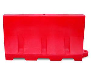 Водоналивные пластиковые дорожные барьеры предназначены для создания мобильных