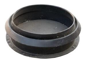 Пластиковое переходное кольцо под чугунный люк К-7-1,5П 1