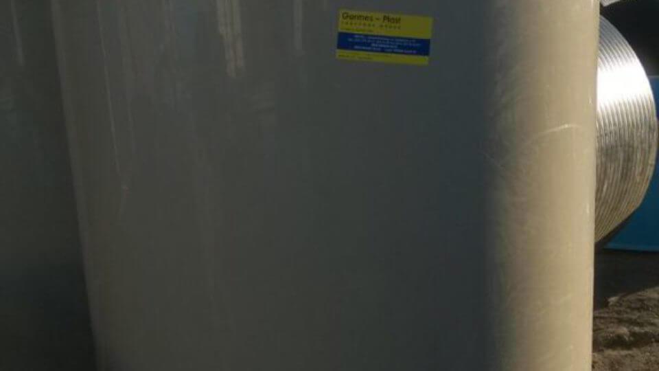 Фото №1. Емкость для технической воды на 3 м³ Ø1,5 Н 1,7. (Вид 1)