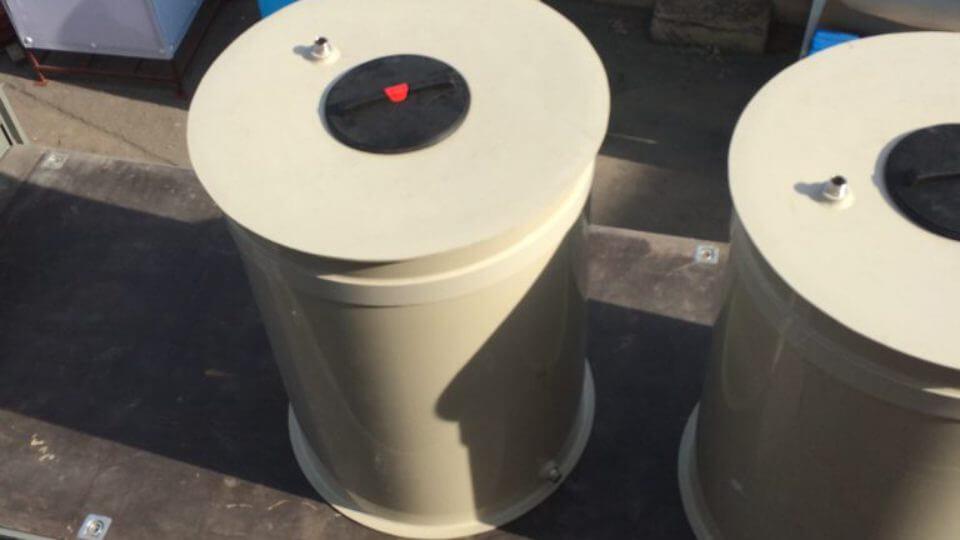 Фото №1. Емкости для питьевой воды на 2 м³ Ø1,2 Н 1,7. (Вид 1)